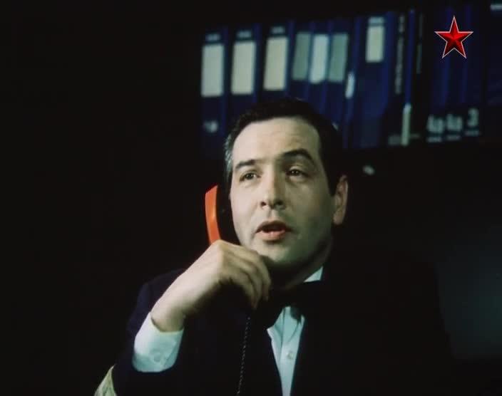 Крик дельфина [1986, боевик, драма]