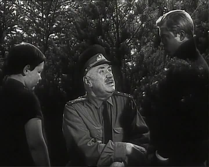 Анискин и Фантомас [1973, комедия, детектив, семейный]
