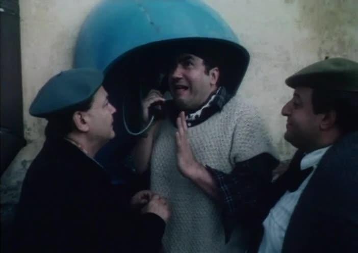 Аферисты [1990, комедия]