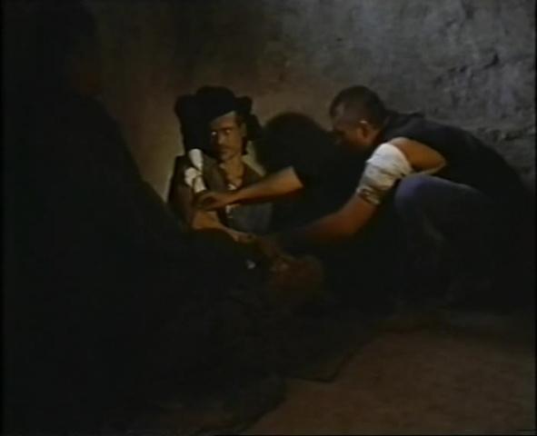 Афганец. 1, 2 серии [1991, 1994, боевик, приключения]