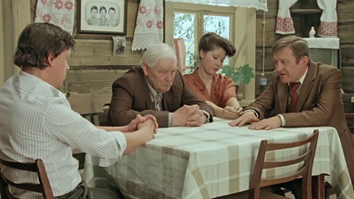 Белые росы [1983, драма, мелодрама, комедия]