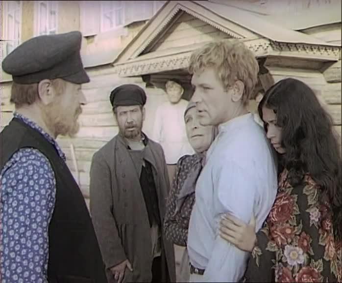 Вечный зов. 1-я серия. «Старший брат» [1973-1983, драма]