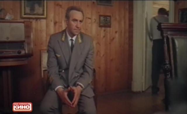 Без мундира [1988, социальная драма]