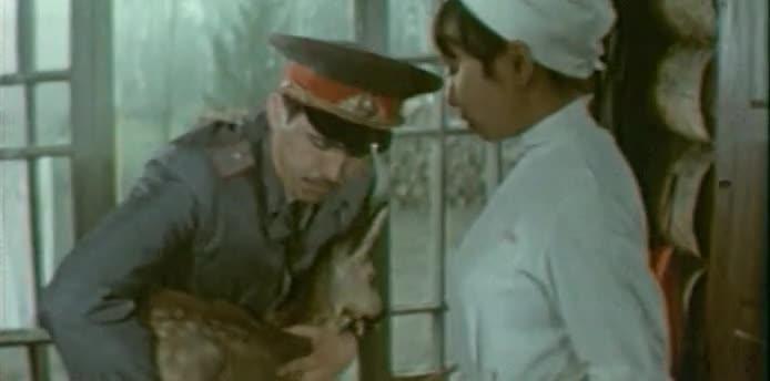 Пропажа свидетеля [1971, детектив]