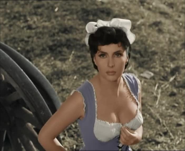 Фанфан-Тюльпан / Fanfan La Tulipe [1952, приключения]