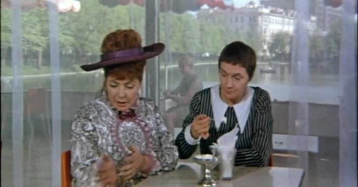 Два дня чудес [1971, комедия]