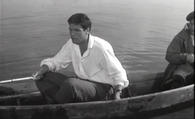Журналист. 1-я серия [1967, киноповесть]