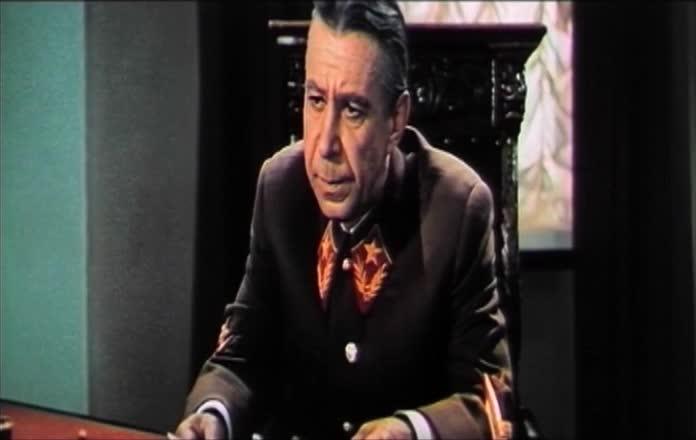 Блокада. Фильм 2-ой: Пулковский меридиан [1973-1977, военный, киноэпопея, драма, исторический]