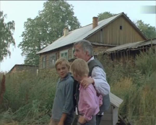 Вот моя деревня. 3-я глава «Очная ставка» [1972, семейный]