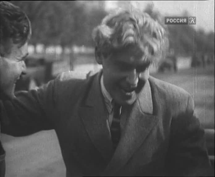 Частная жизнь Петра Виноградова [1934, комедия]