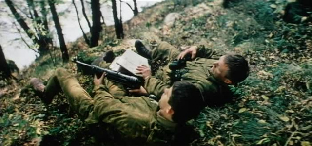 Акция [1987, боевик, военный]