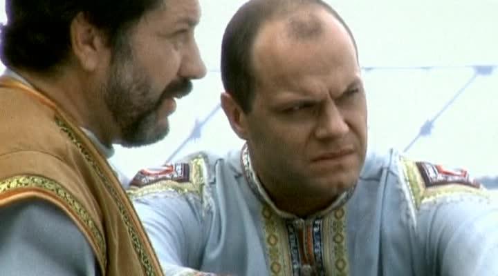 Ростов-Папа. 6-я серия [2000, драма, мелодрама, комедия]