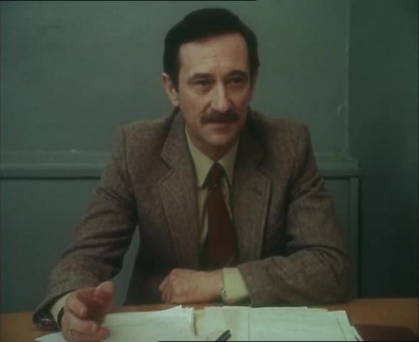 """К расследованию приступить. Фильм 1-й. Серия 2-я. """"Версия"""" [1986, детектив]"""