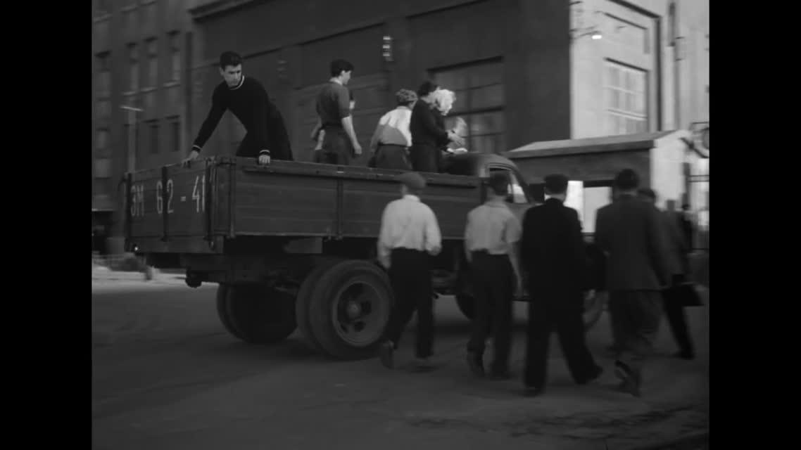 Неподдающиеся [1959, комедия]
