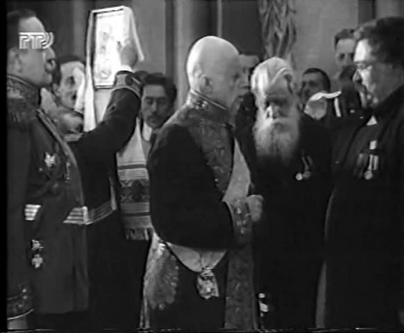Белый орёл [1928, драма, исторический]