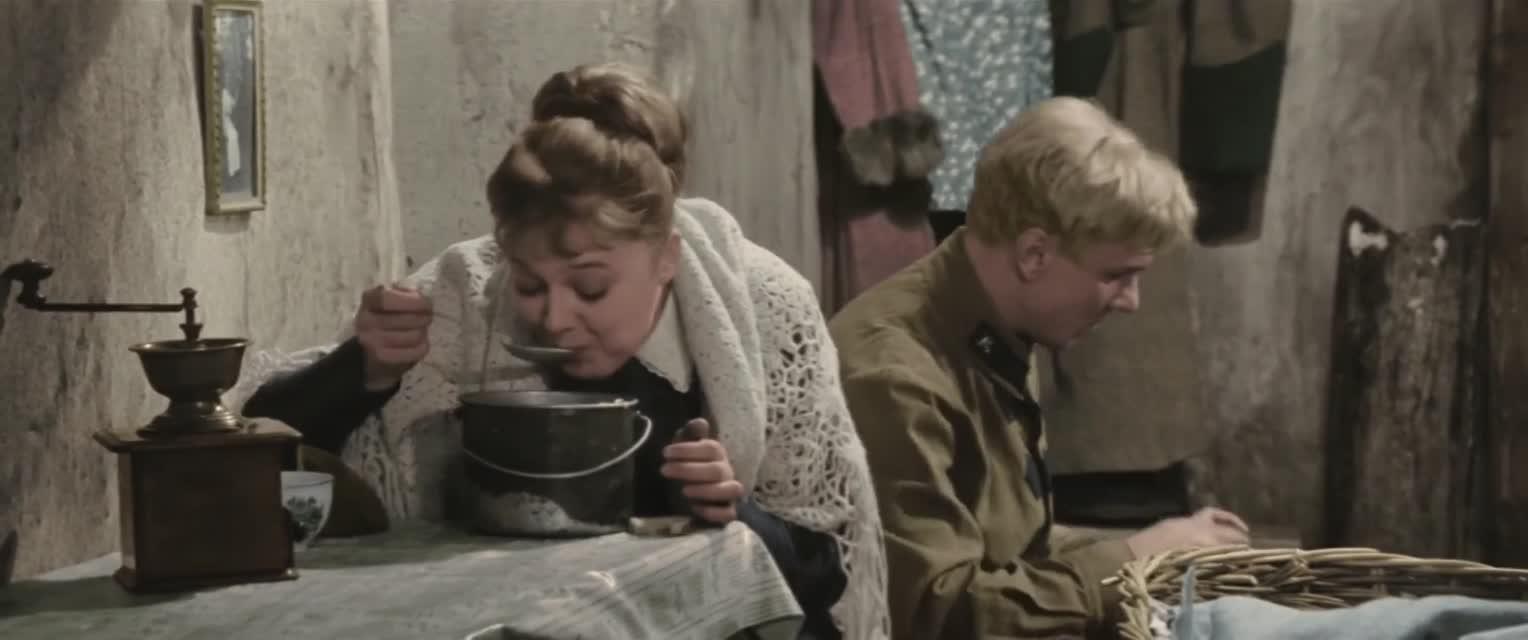 Офицеры [1971, драма, мелодрама]