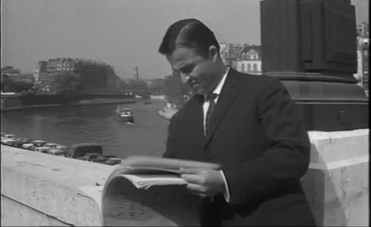 Журналист. 2-я серия [1967, киноповесть]