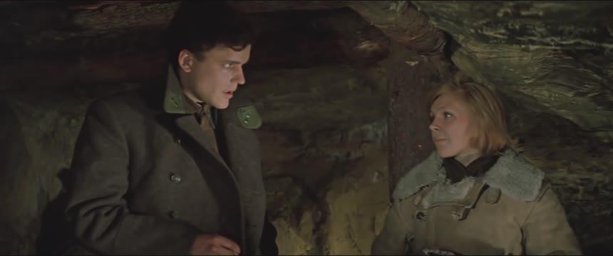 Горячий снег [1972, военная драма]