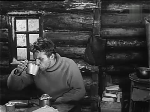 Белая земля. 2-я серия [1970, военный, драма]