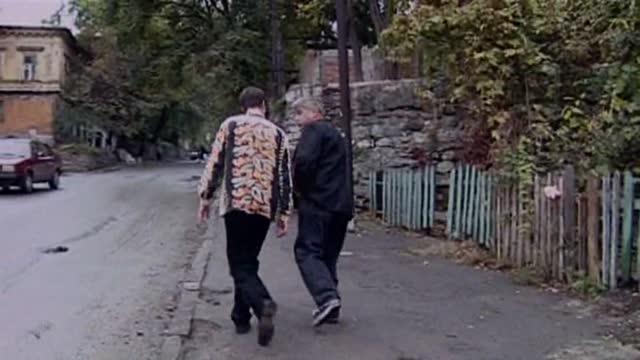 Ростов-Папа. 3-я серия [2000, драма, мелодрама, комедия]