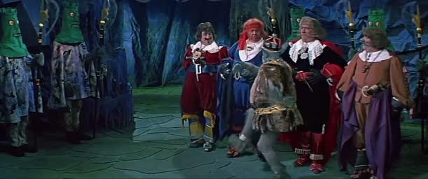 Варвара-краса, длинная коса [1969, сказка, драма, мелодрама, комедия, семейный]