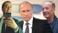 Михаил Задорнов. Про Путина, Медведева и предстоящие выборы