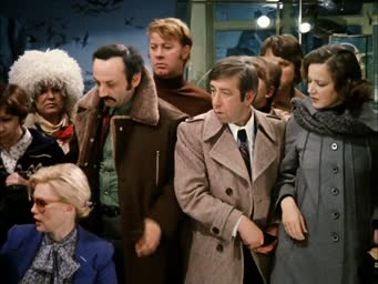 Гараж [1979, комедия]