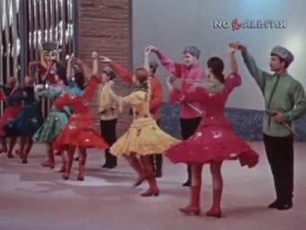 """Бушует """"Маргарита"""" [1970, комедия, музыкальный, фильм-ревю]"""