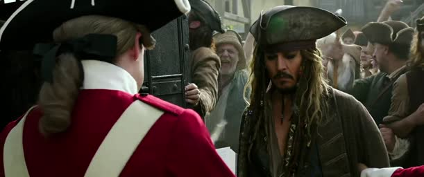 Пираты Карибского моря: Мертвецы не рассказывают сказки [2017, фэнтези, боевик, комедия, приключения