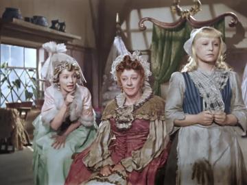 Золушка [1947, сказка, фэнтези, семейный]