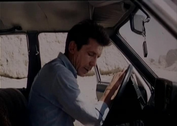Бархан [1989, детектив, драма]
