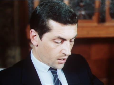 Большая игра. 1-я серия [1988, детектив]