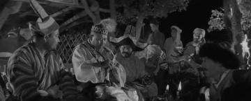 Безбородый обманщик [1964, комедия]