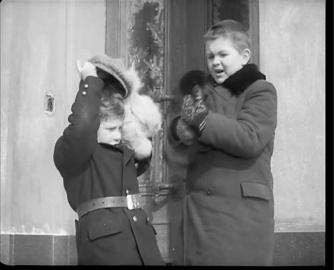 Алёша Птицын вырабатывает характер [1953, комедия, семейный]