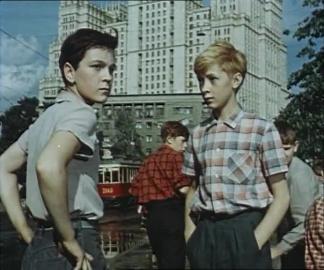 Без страха и упрека [1963, драма, приключения, семейный]