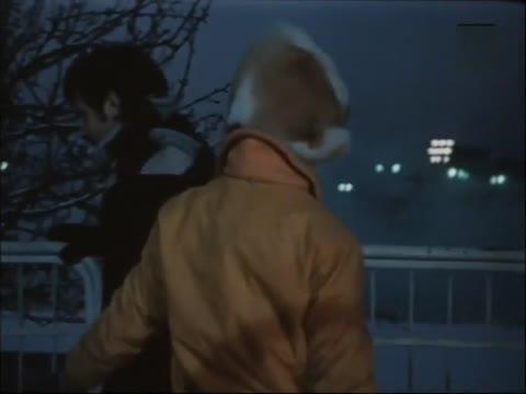 Бой с тенью [1972, драма]