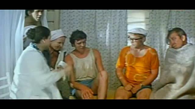 Кот в Мешке [1979, комедия]