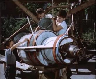 Весёлые истории [1962, детский, комедия, семейный]
