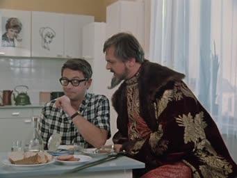 Иван Васильевич меняет профессию [1973, фантастика, комедия, приключения, семейный]