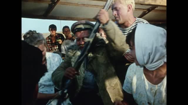 Стряпуха  [1965, мелодрама, комедия]