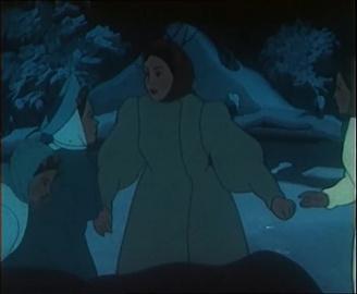 Ночь перед Рождеством [1951, мультфильм]