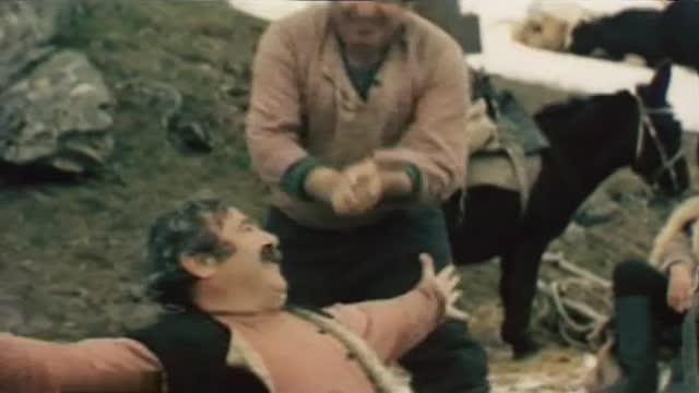 Великий поход за невестой / ადამიანთა სევდა [1984, комедия]