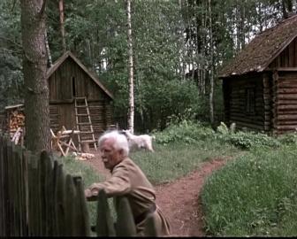 Рысь выходит на тропу [1982, семейный, фильмы о животных]