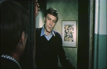 Белый ворон [1980, драма, мелодрама]
