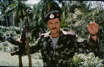 Одиночное плавание [1985, боевик, военный, драма]