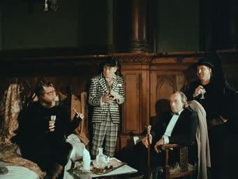 Мастер и Маргарита [1994, мистика, драма, детектив]