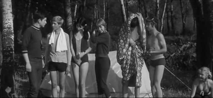 Без трёх минут ровно [1972, детский, семейный, приключения]